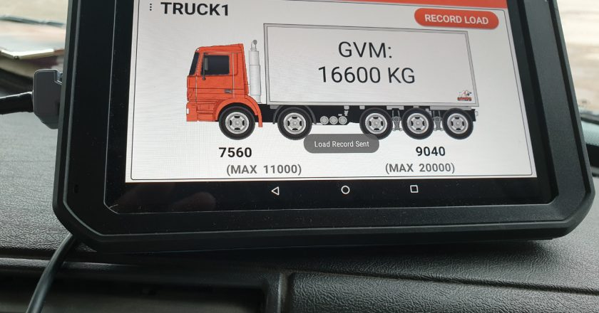 information technology for trucking applications