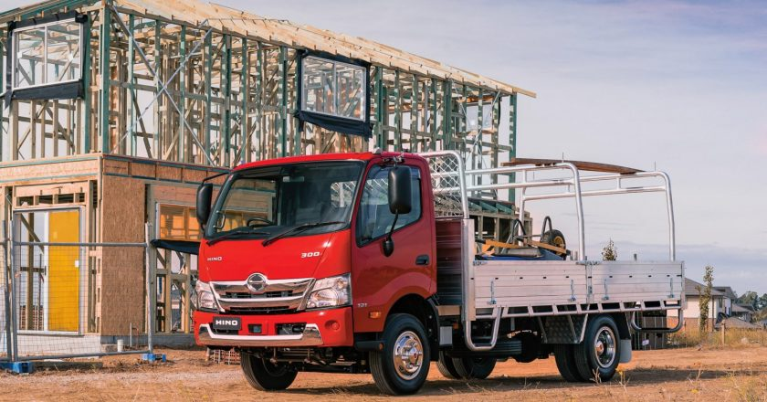 improvement in performance for the new Hino trucks