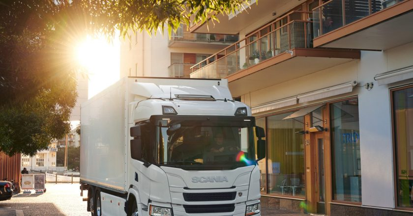 Hino and Traton electric power deal