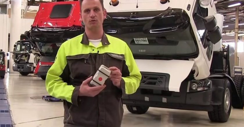 using the internet of things to find trucks and freight