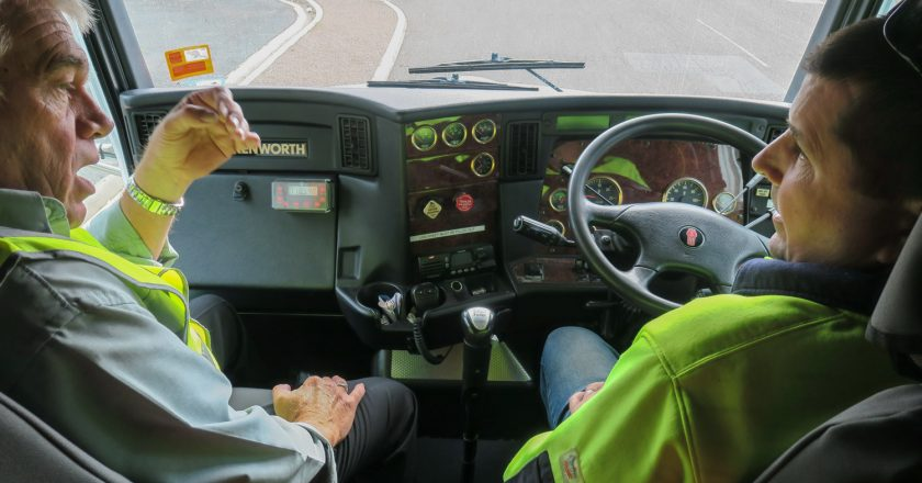truck driver competency for the future