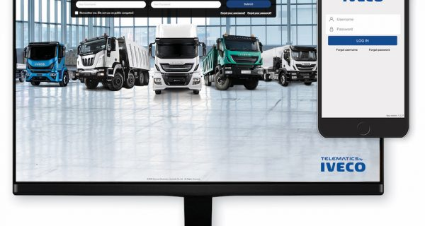 innovative new Iveco Telematics system