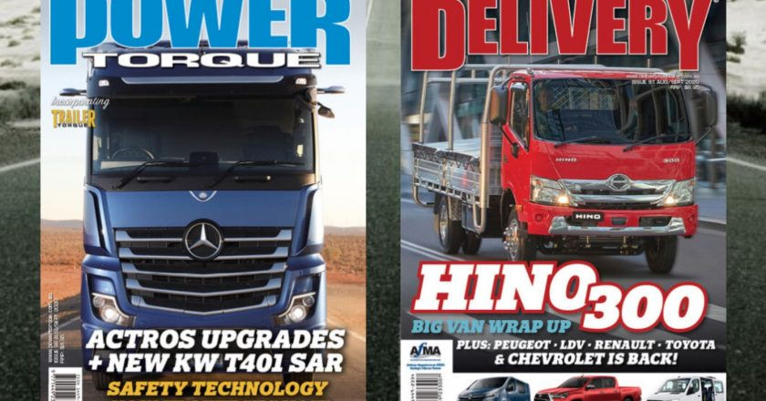 acquisition of Powertorque and Delivery magazines