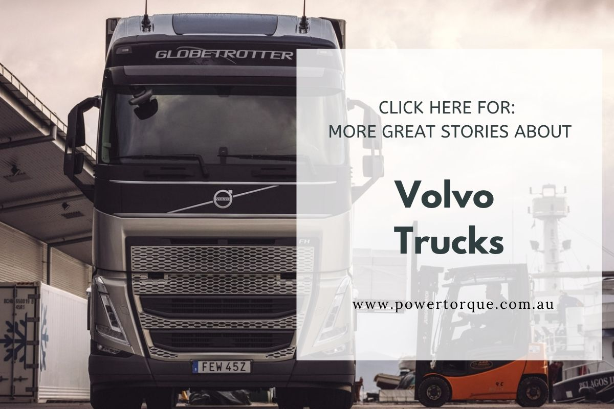 driving Volvo Group into the future