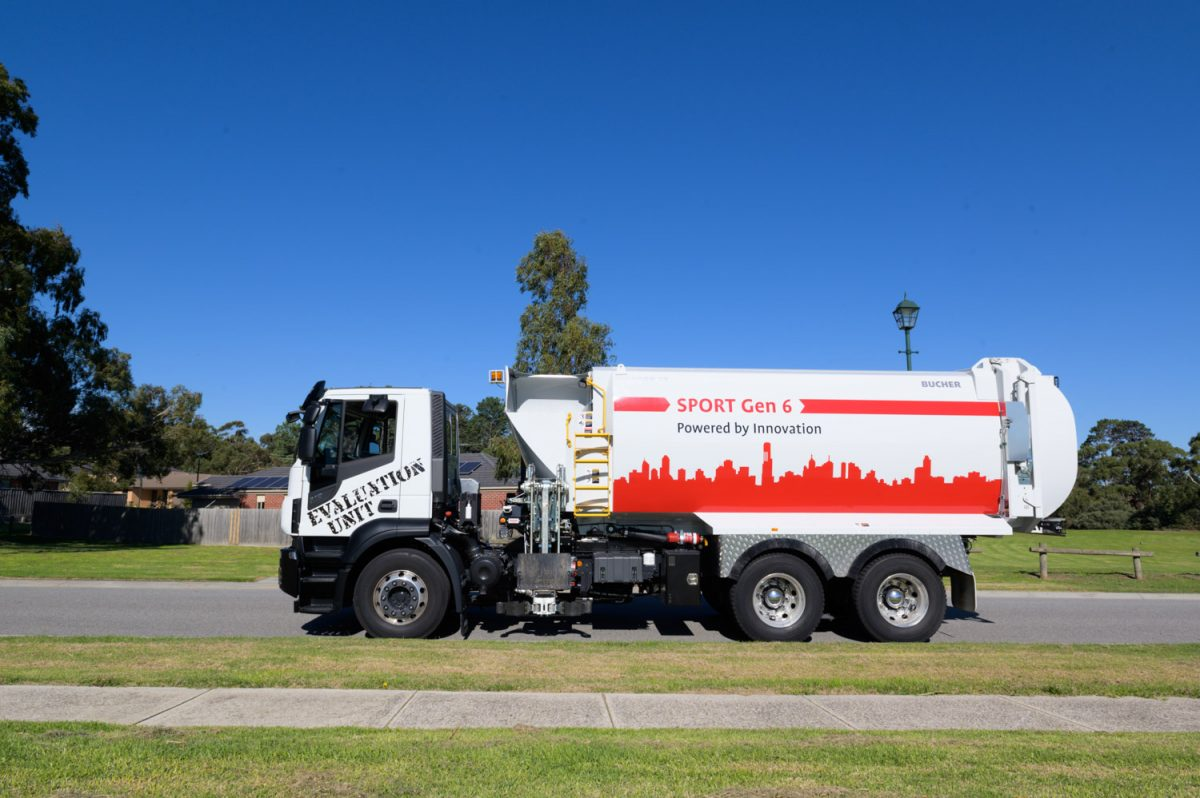a new start for Iveco