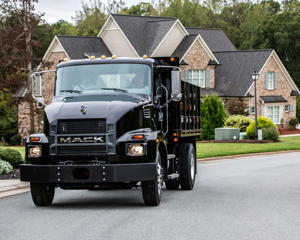 Mack MD Series due for US production