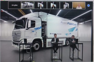 is hydrogen the future of long haul trucking?