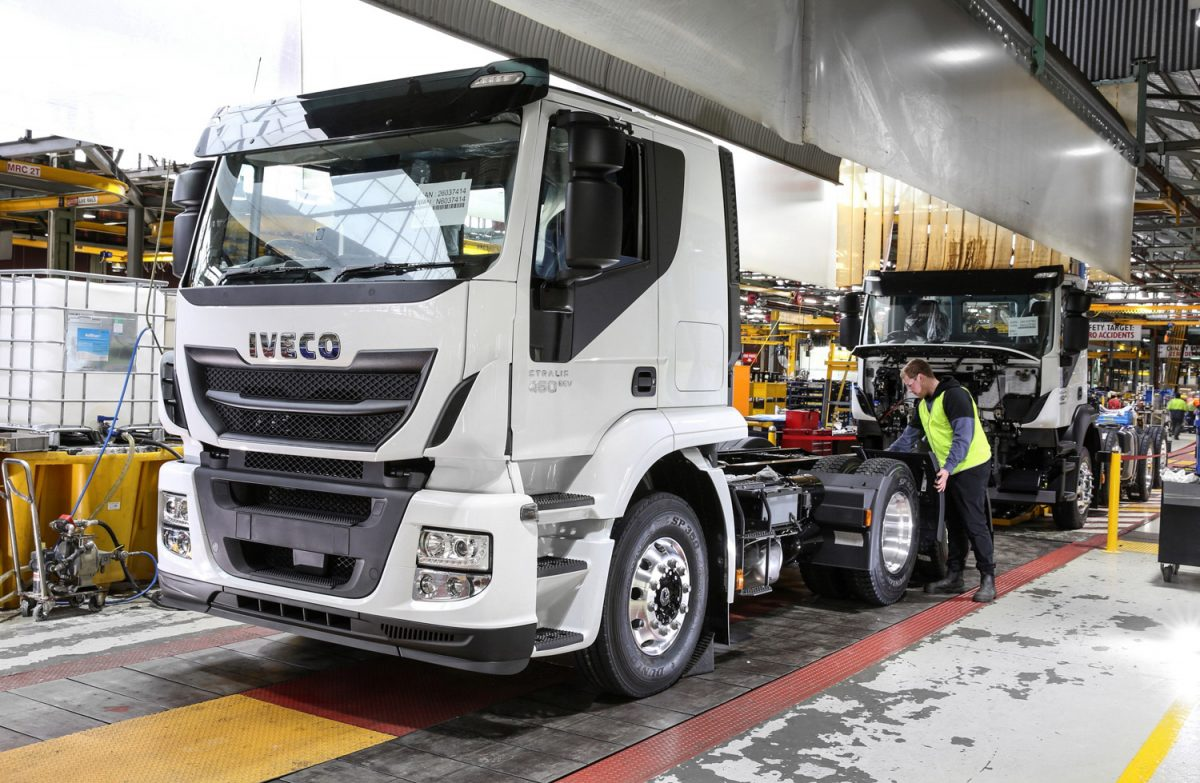 untapped potential in the Iveco product
