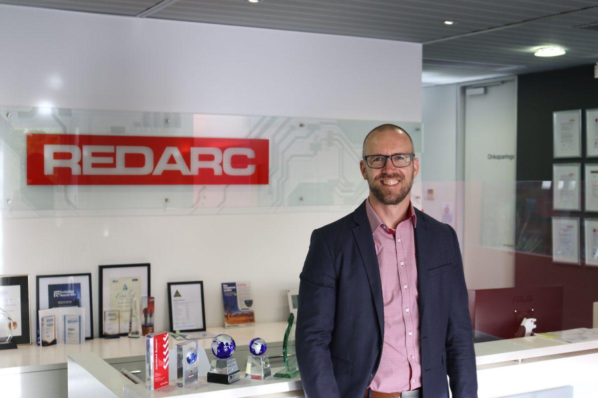 REDARC's new Sales Manager OEM