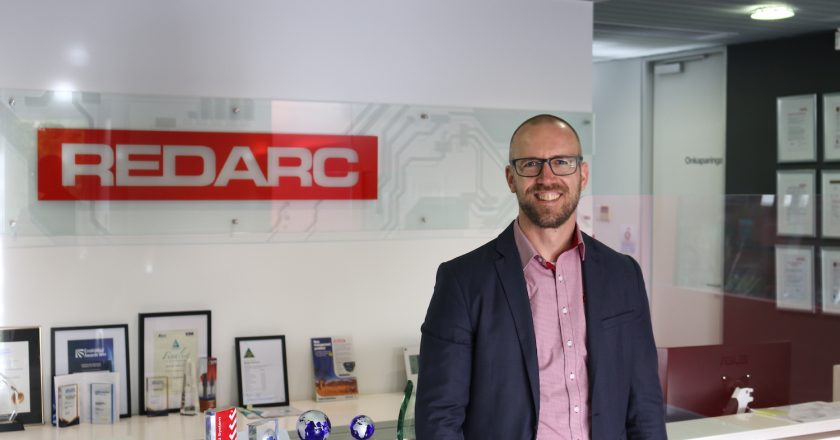 REDARC's new Sales Manager OEM