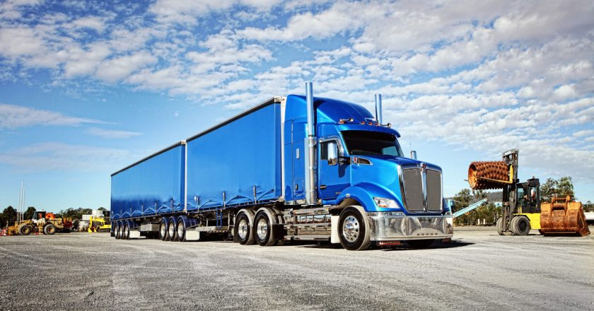 Kenworth is narrowing the gap
