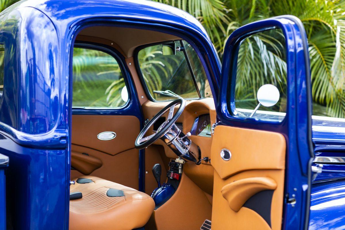 truck restoration up for grabs