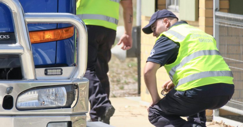 a national health check for heavy vehicles