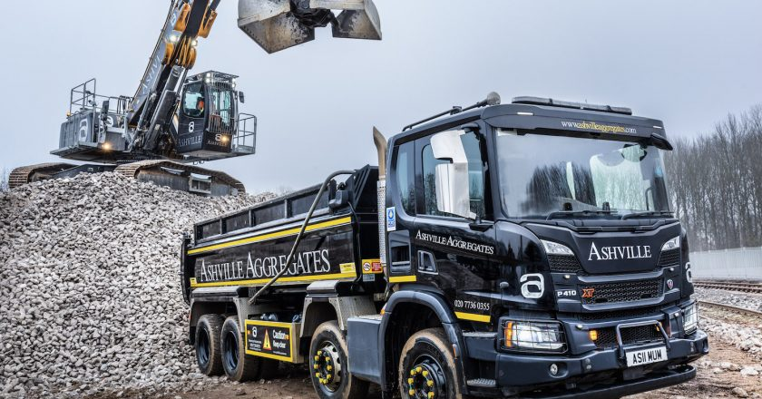 running a tipper proved to be a lot more complicated