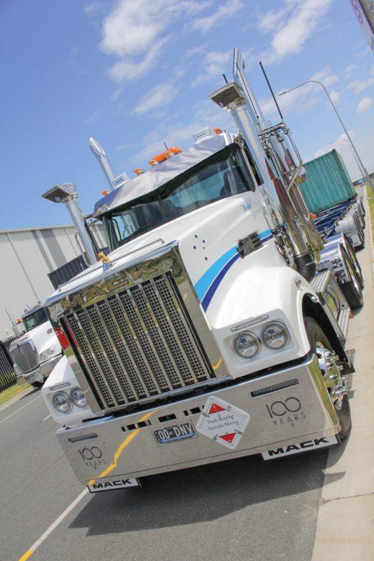 relentlessly pursued their trucking dream