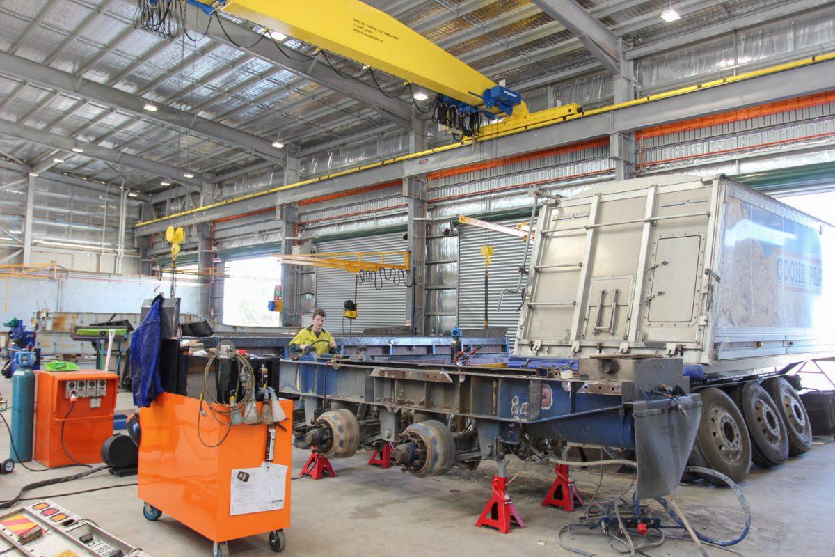 exploring trailer maintenance competency modules