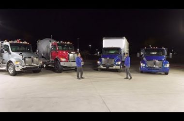 new Kenworth medium duty range launched