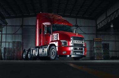 a new truck building system