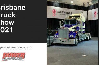 Brisbane Truck Show 2021