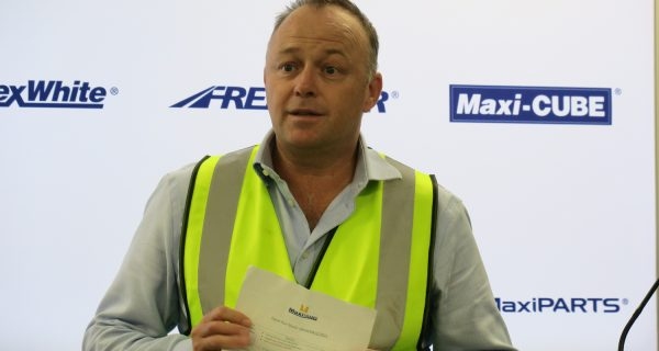 MaxiTRANS continues to grow and develop