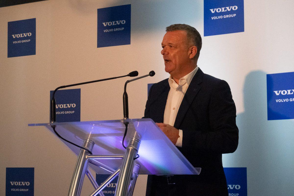 major steps forwards for Volvo Group Australia