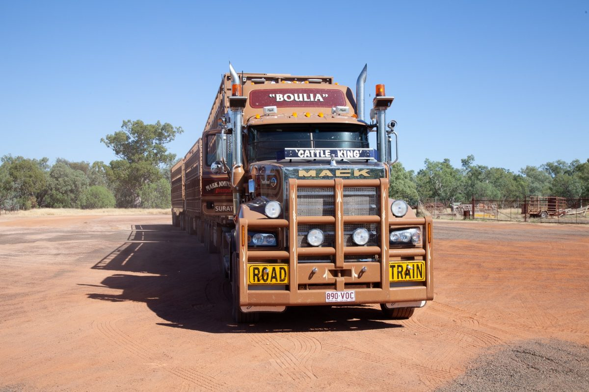 supporting rural trucking