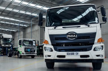 moving across from diesel power to electric