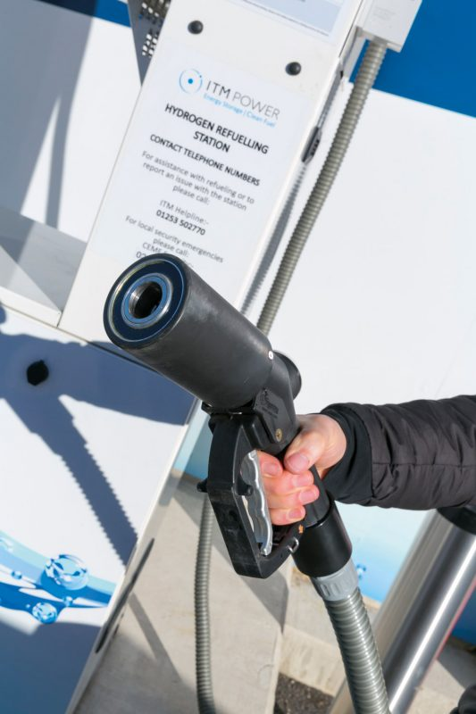 hydrogen momentum continues to grow