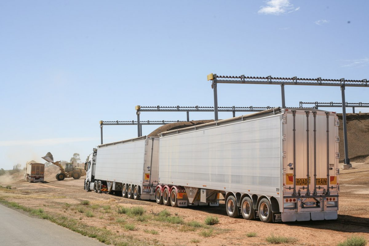 trailer brand has been picked up by Bruce Rock