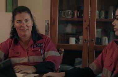 the trucking life in the Pilbara