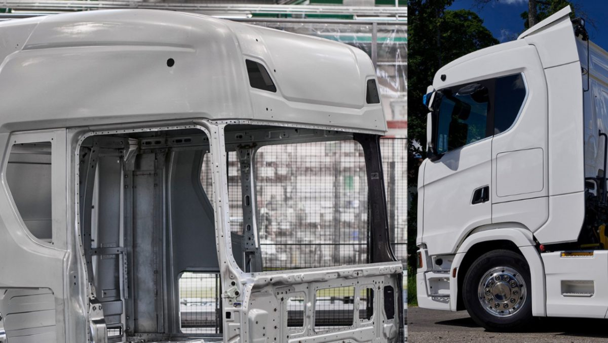 is the Scania big cab coming to Australia?