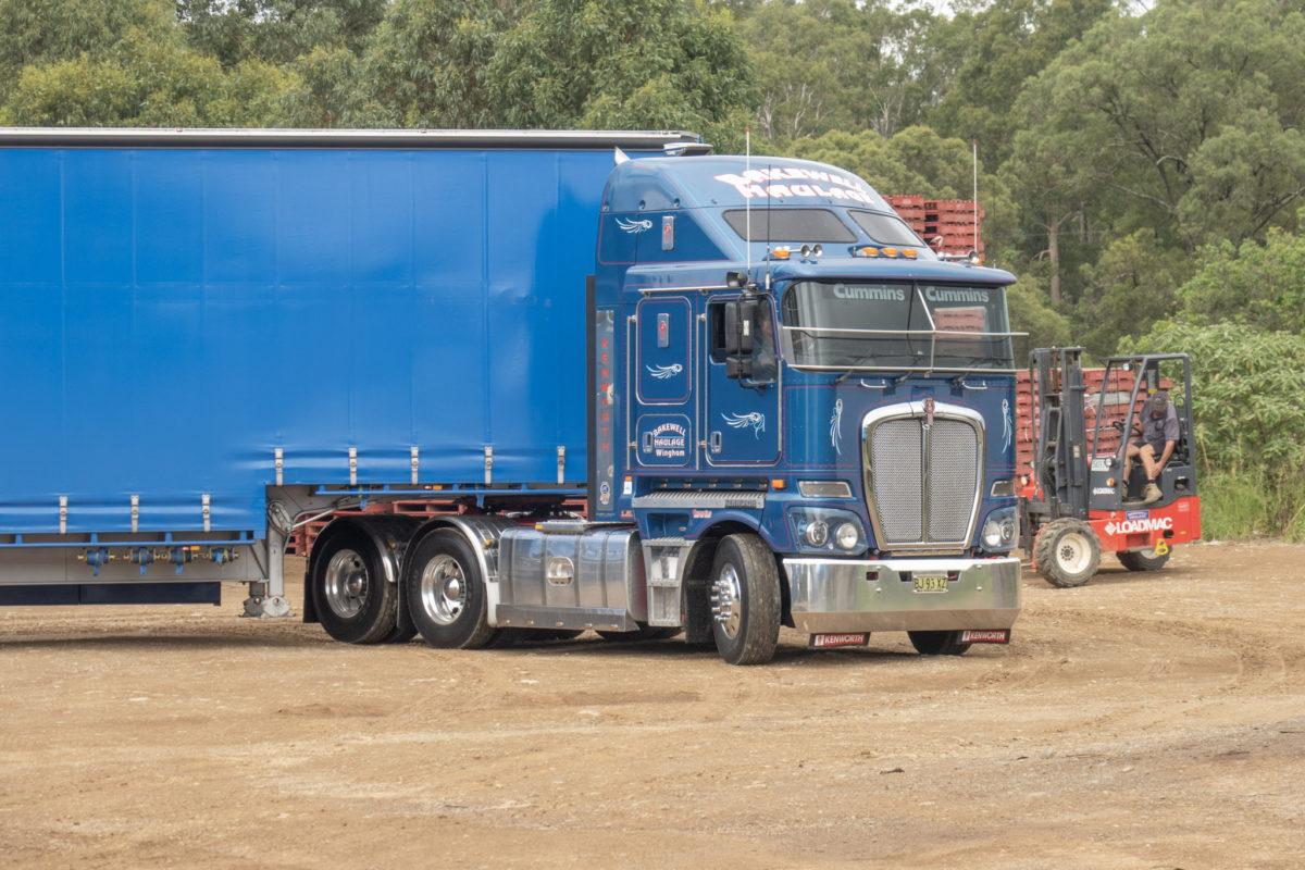 building a regional trucking operation