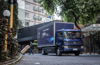 another major brand launches an electric truck