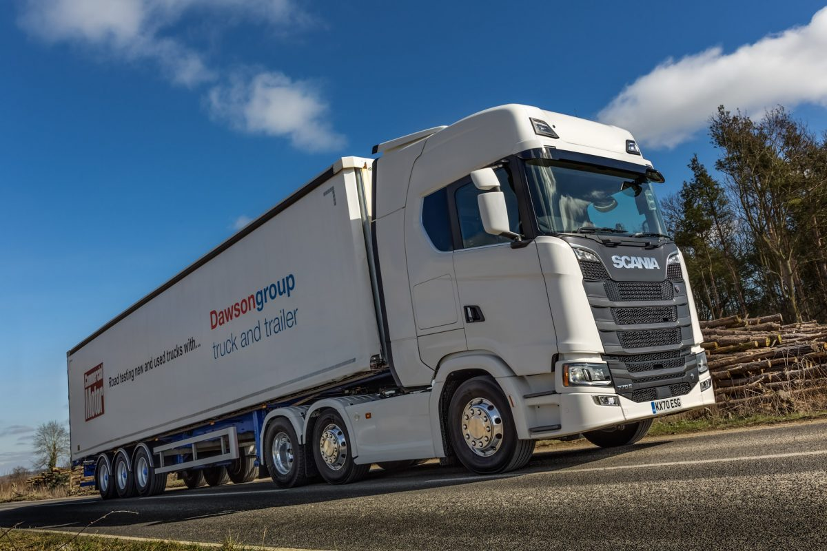 the world's most powerful production truck