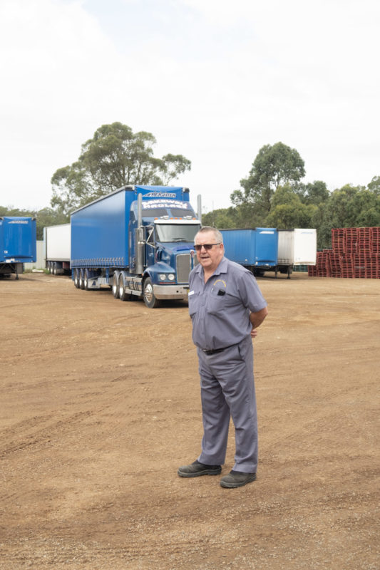 relationships with local manufacturers and distributors