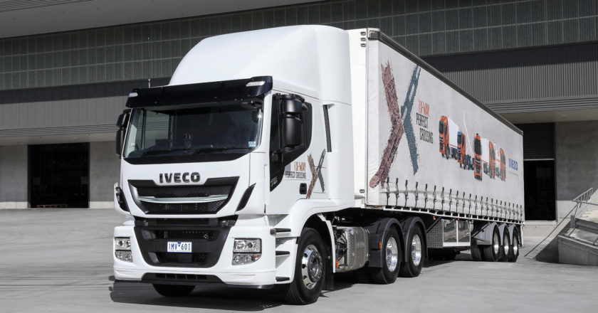 personnel changes at Iveco HQ in Dandenong