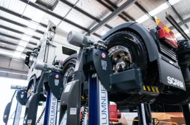 Scania Australia and New Zealand choose MAHA