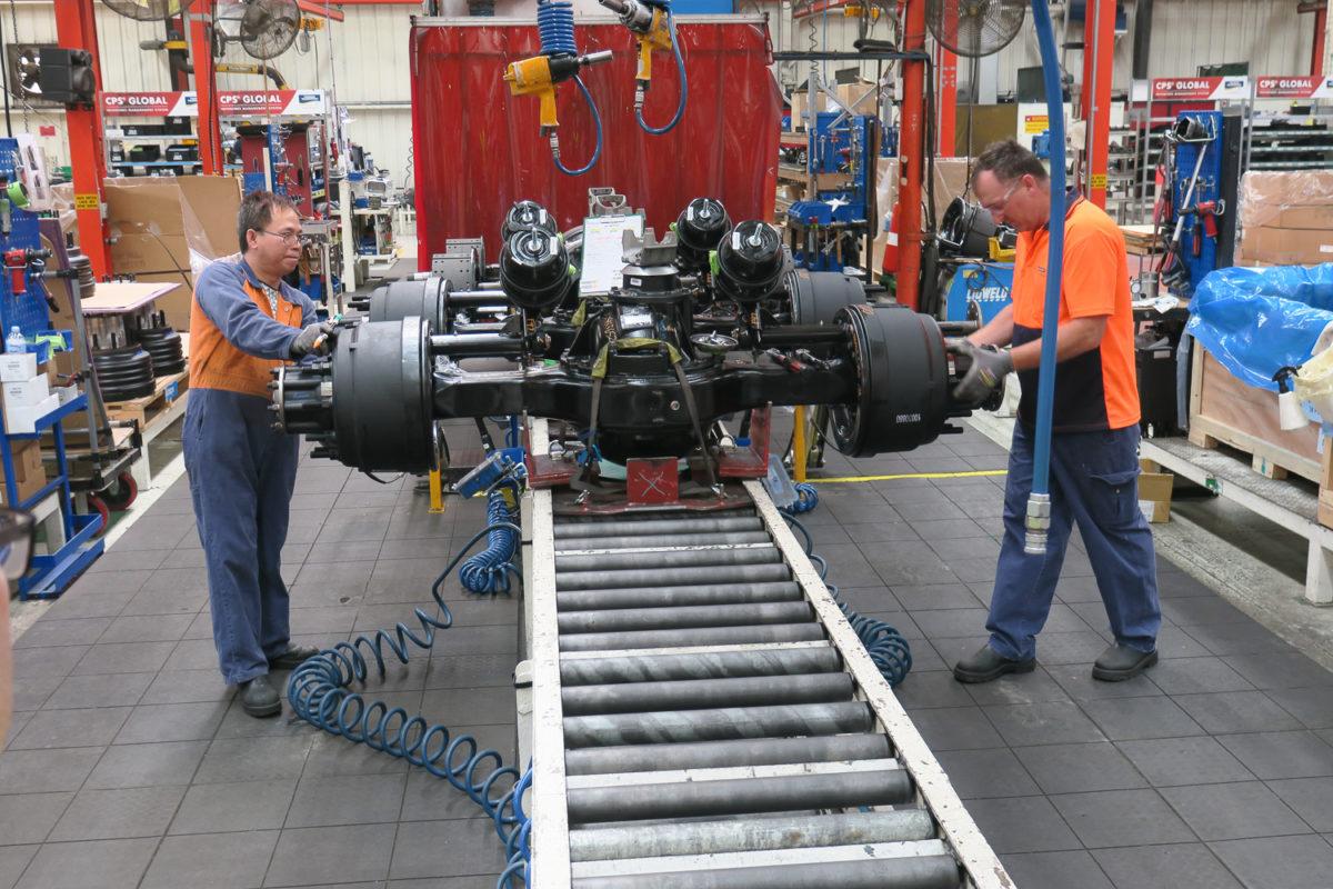down-speeding and the powertrain