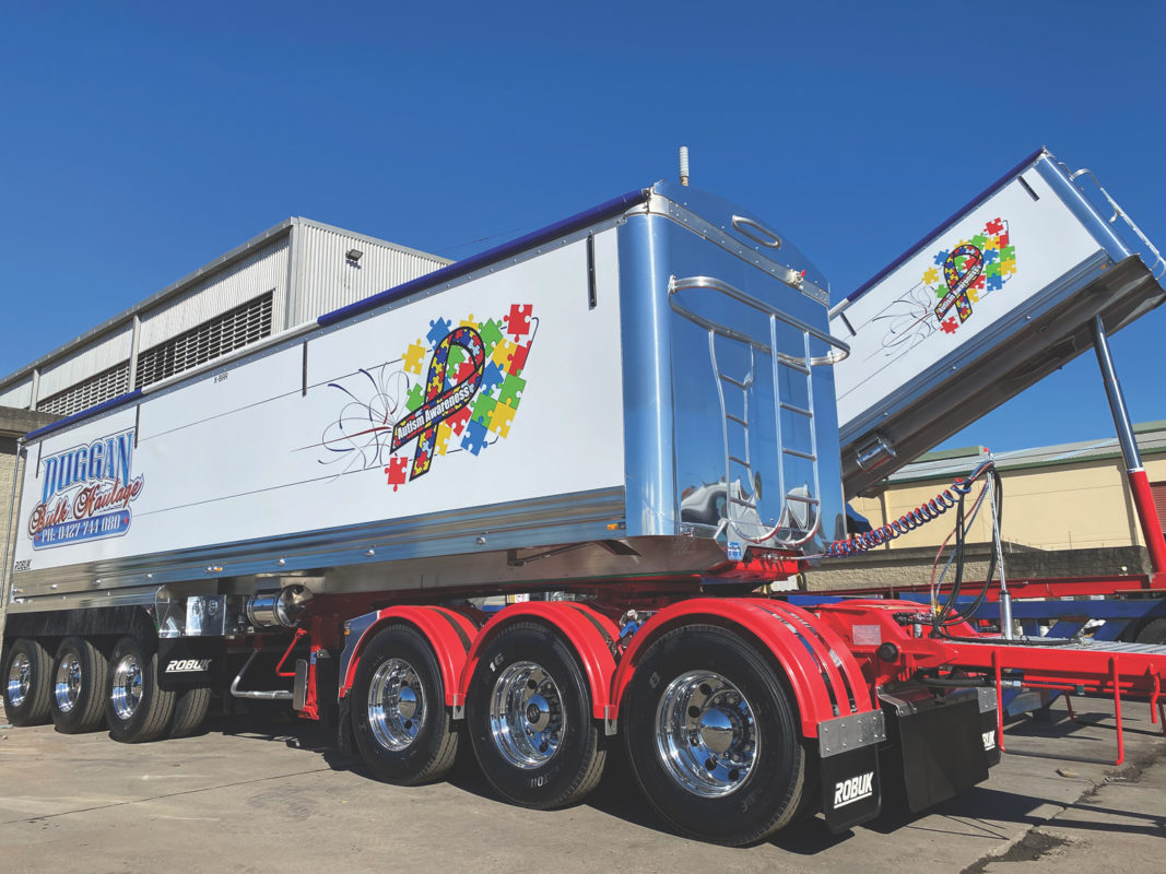 remarkable surge in demand for new trailers