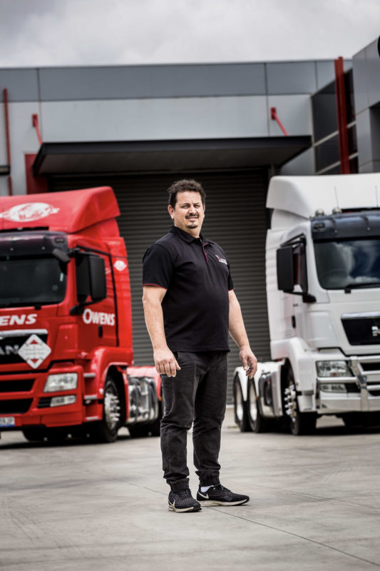 without drivers there is no transport business