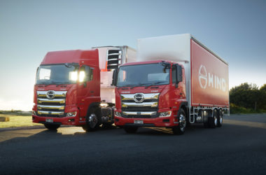 offering from Hino bang up to date