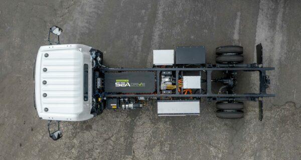 massive order for SEA of over 1,000 trucks