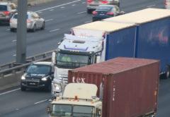 trucking is still a dangerous industr