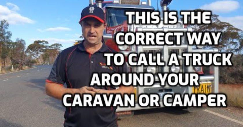 trucks vs caravans